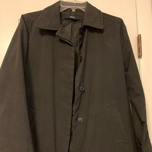 Black Spring/Fall Trench Coat